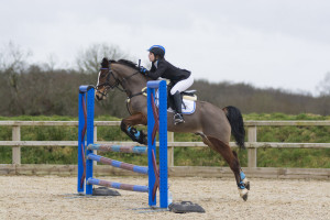 Beacons Express Show Jumping 29 March 2015 - 90 cm